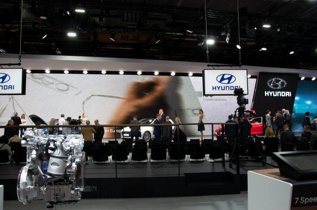Autosalon Paris 2016