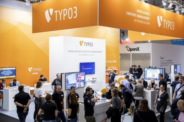 TYPO 3 at DMEXCO 2019