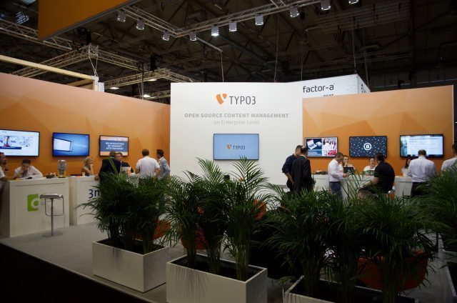 TYPO 3 at DMEXCO 2018